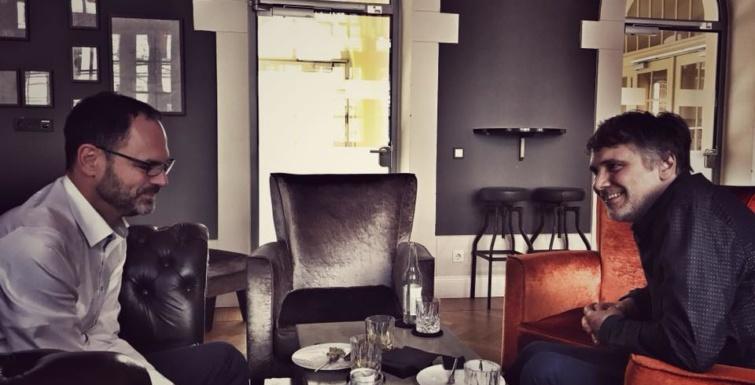 Speakers Lunch mit Michael Beer (BVG)