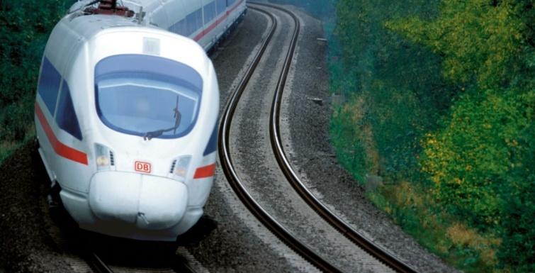 Mit der Deutschen Bahn zum MARKENCAMP