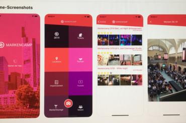 Brandneue MARKENCAMP App verfügbar
